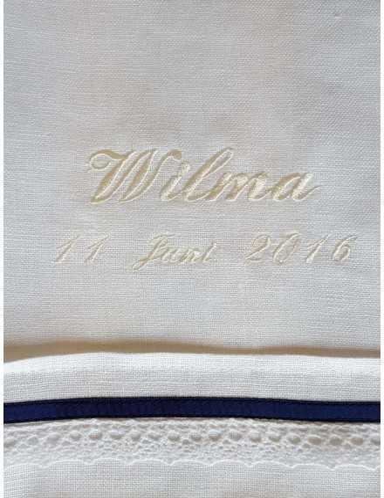 Dopklänning  till wilma