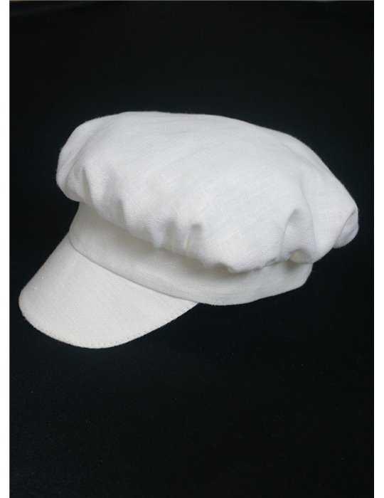 Dopklänning Grace-Rose lång kjol med volang