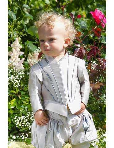 Dåpskjole på baby jente