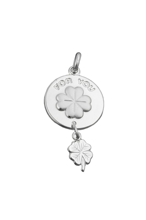 PENDANT FOR YOU ENGRAVED SILVER 925