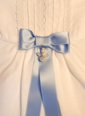 Double Christening bow