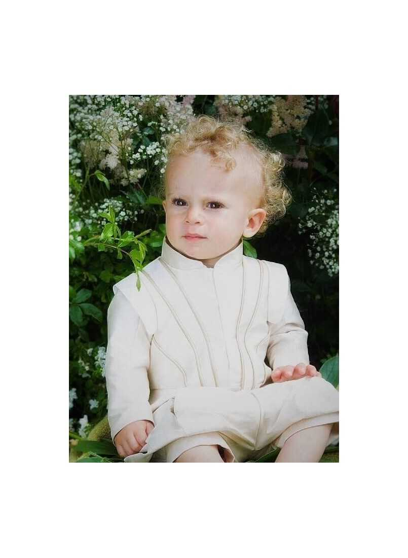 christening clothes and party clothes for baby boys
