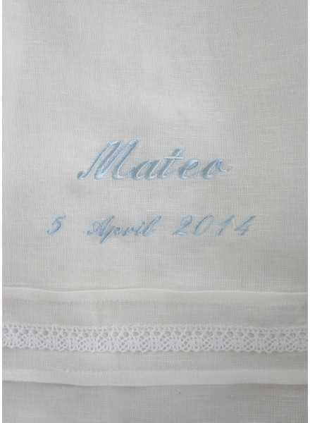 CHRISTENING GOWN TRADITION ANTIQUE embroidery