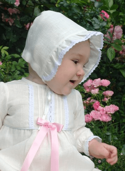 Christening bonnet Grace-Tradition Antique