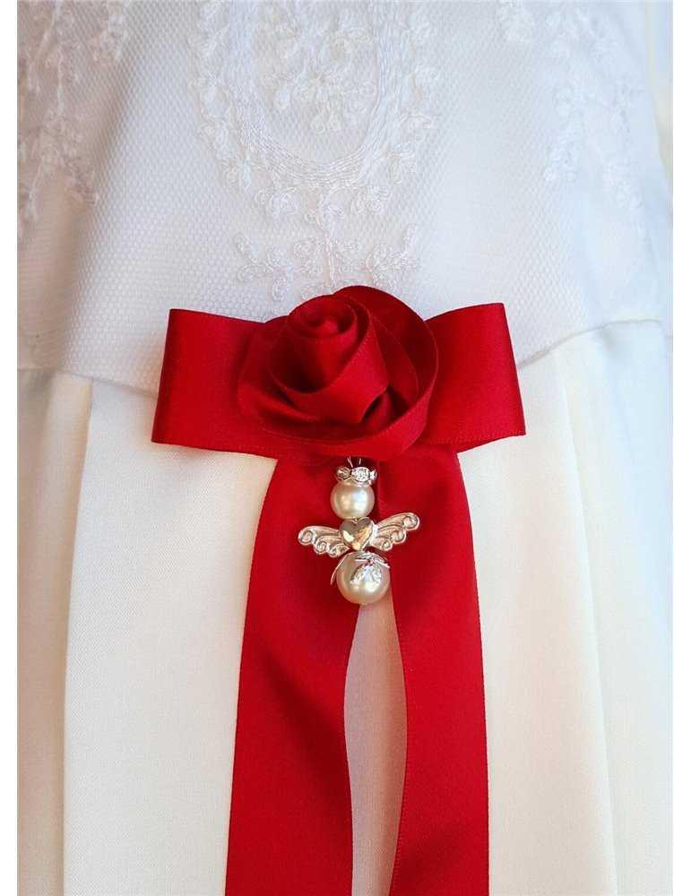 Sängkläder för vagn och vagga med broderi
