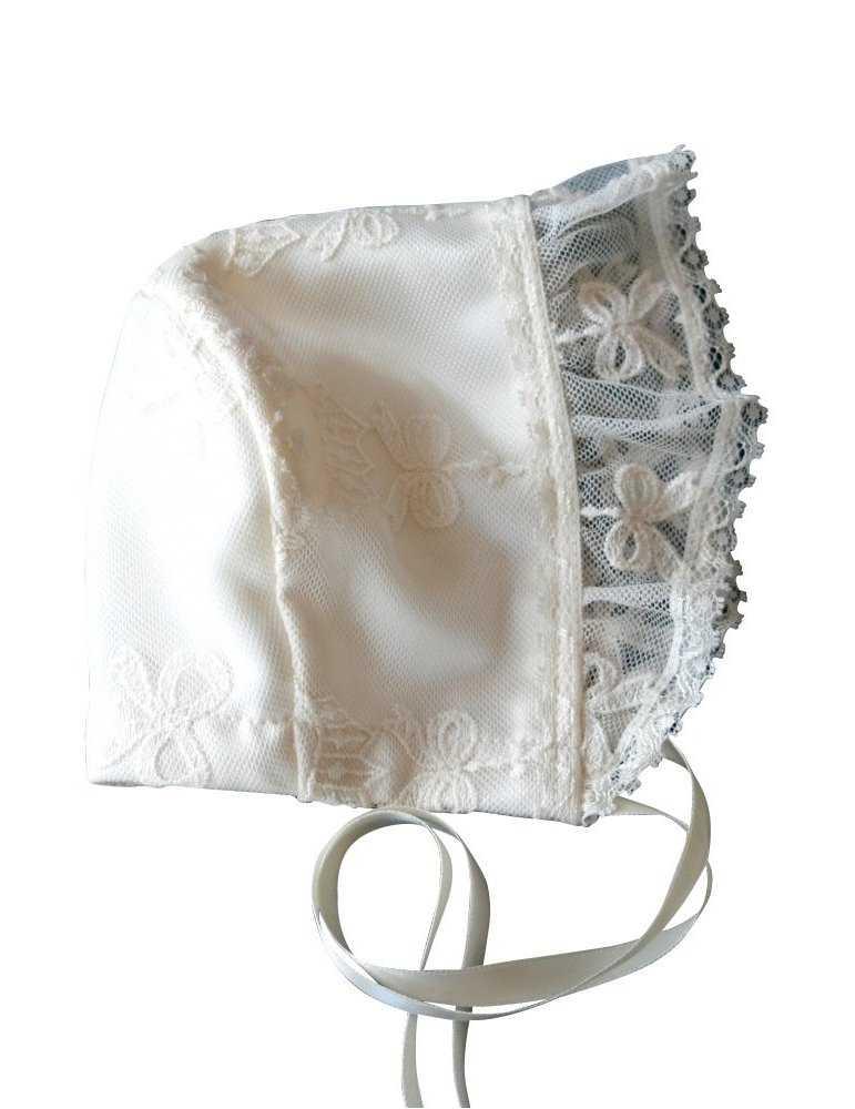 Dopgåva Rosa Babyfilt med prickar