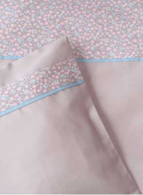 Beautiful baby bedding from Grace of Sweden