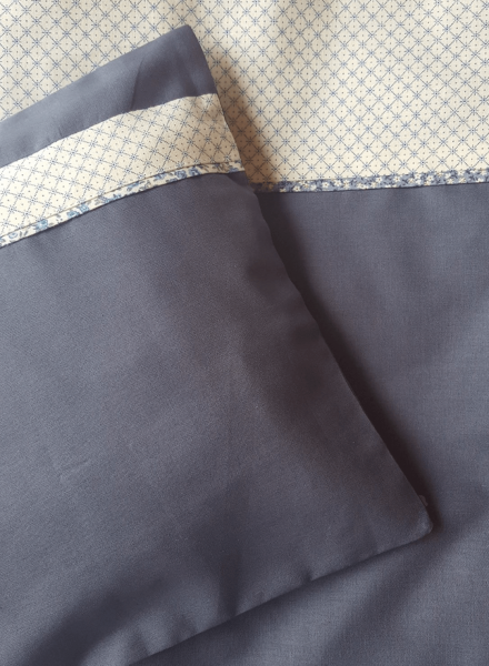 Bed linen from Grace of Sweden with embroidery
