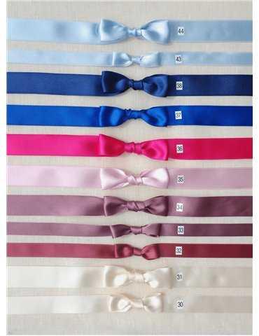 modern vit Dopklänning