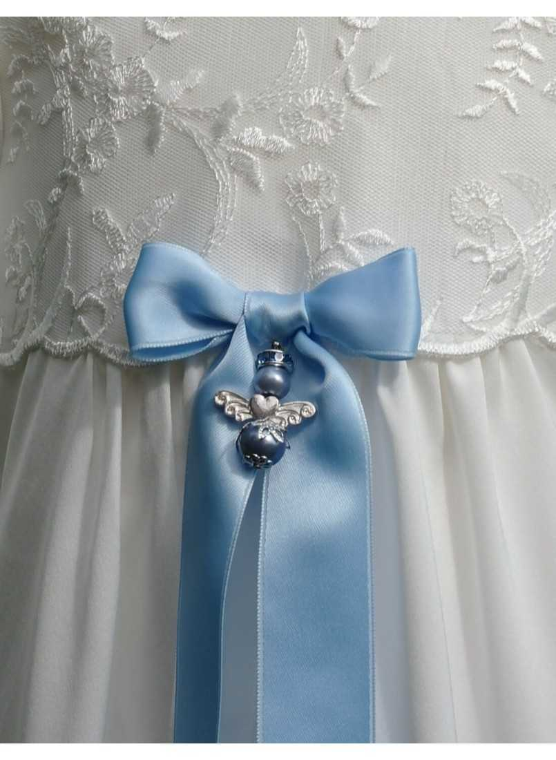 Beautiful unisex baptism gown