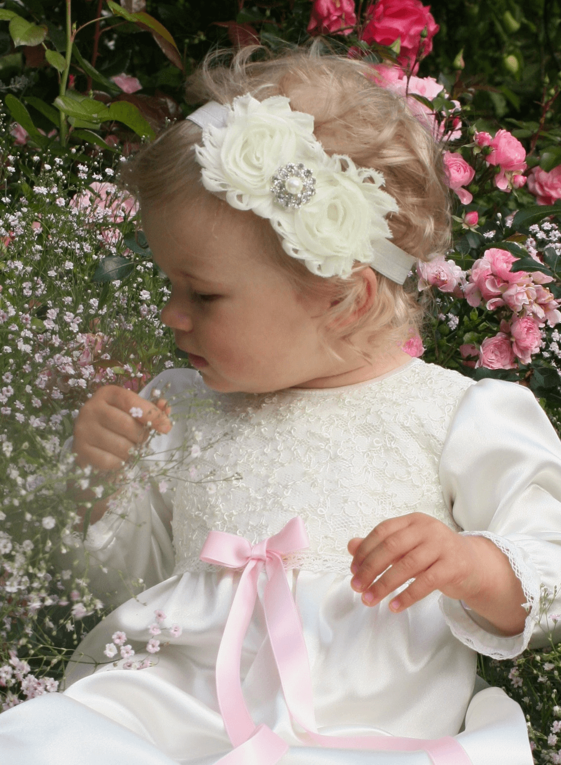 Christening gown Grace-Madde