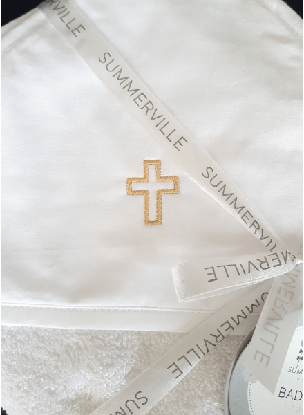 Hand towel for orthodox baby baptism
