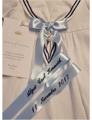 Dopklänning Grace-Leonore