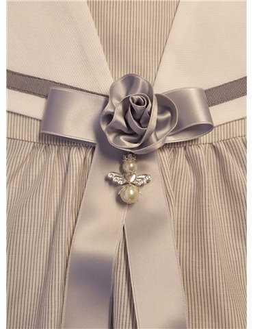 Dopklänning Grace-Estelle Siden