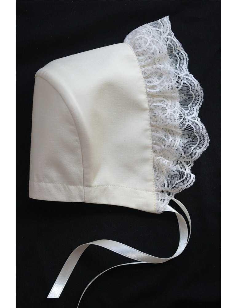 Dopklänning med underbara material