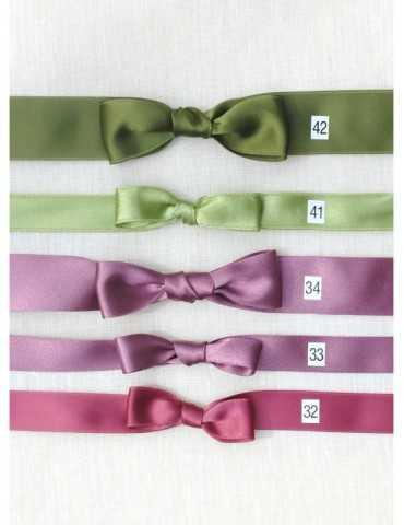 Dopklänning i lin för midsommar dop