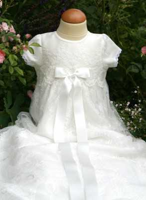 Christening gown Grace-Fiona