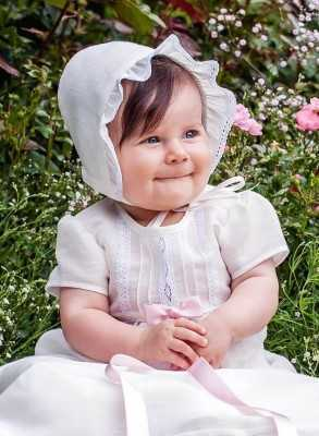 CHRISTENING GOWN TRADITION ANTIQUE for boys and girls