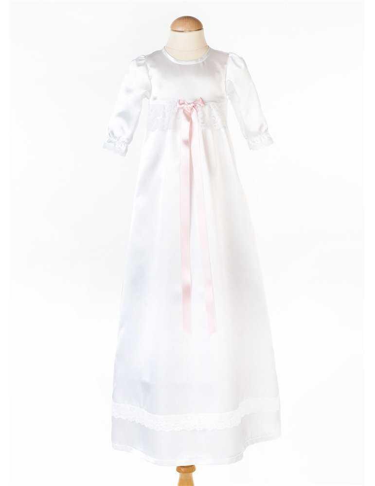 Dopklänning till vår kusin Ingrid
