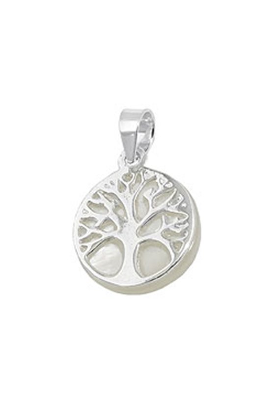 PENDANT TREE OF LIVE PEARL SILVER 925