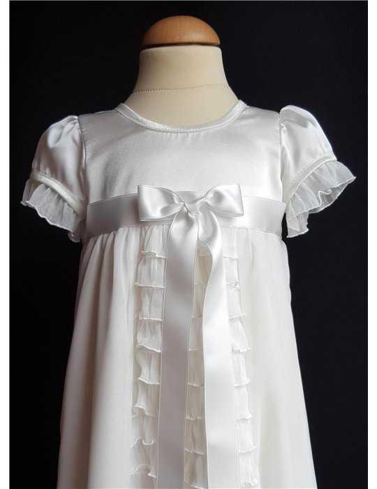 fabrics for Christening cap