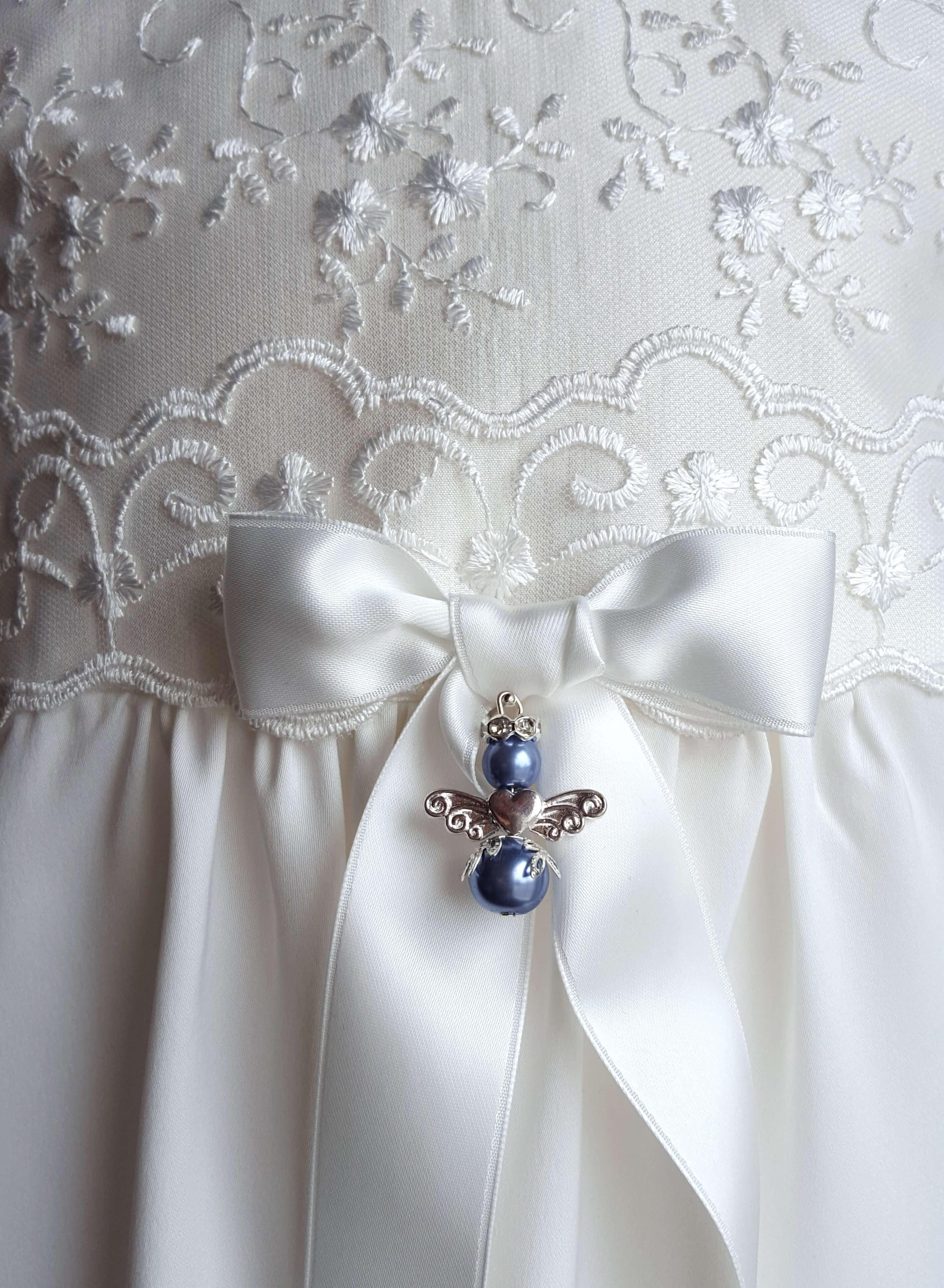 Headband Grace-Lace bow