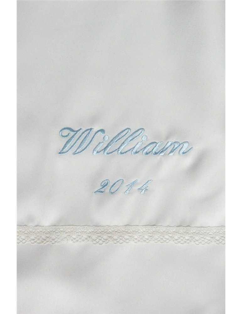 long Baptism gown seaman's dress