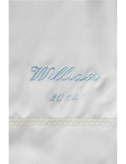 Dopklänning Grace-Alexander