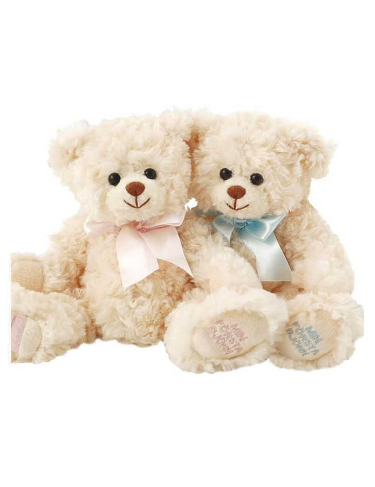Min första teddybjörn