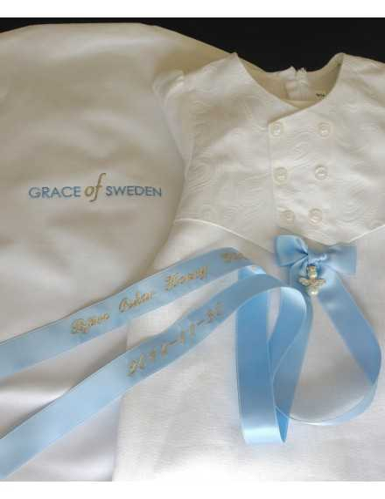 förvaringsgarderob för dopkläder