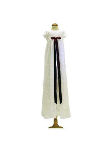 Skyddsängel i silver med hjärta